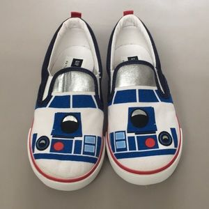 Star Wars toddlers shoes from GAP
